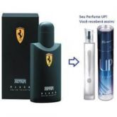 Perfume Masculino 50ml - UP! 11 - Ferrari Black